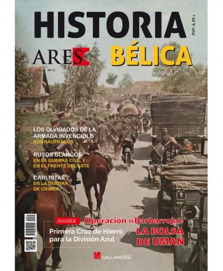 Revista Historia Bélica Ares Nº 71