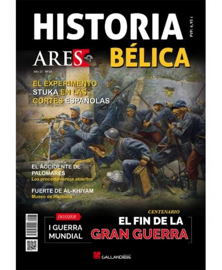 Revista Historia Bélica Ares Nº 65