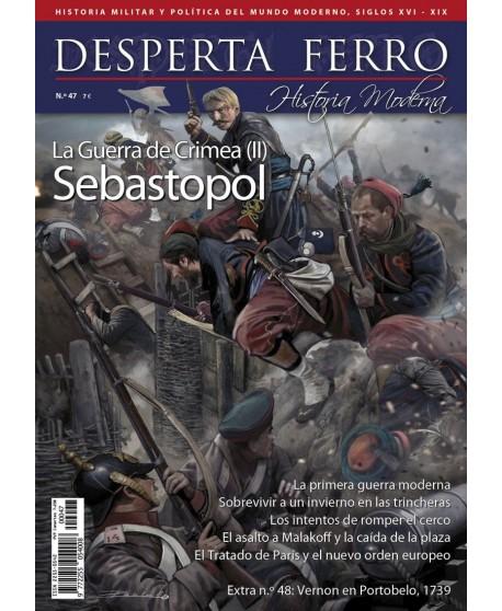 La Guerra de Crimea (II). Sebastopol