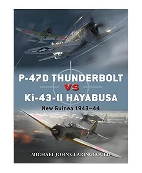 P/47D Thunderbolt VS Ki/43/II Hayabusa