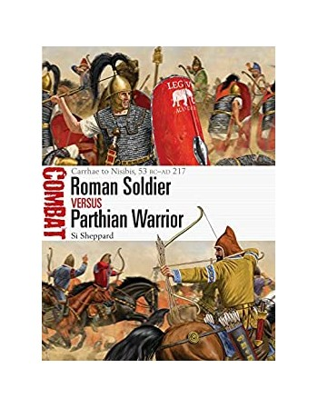 Roman Soldier vs Parthian...