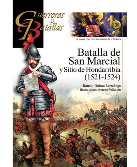GB 139 Batalla de San Marcial y Sitio de H. 1521-1524