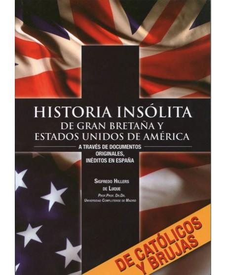 Historia insolita de G. Bretaña y EE. UU.