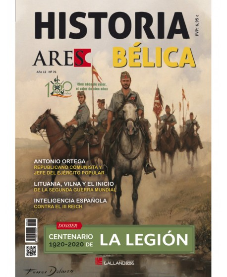 Revista Historia Bélica Ares Nº 76