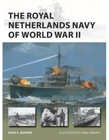 The Royal Netherlands Navy...