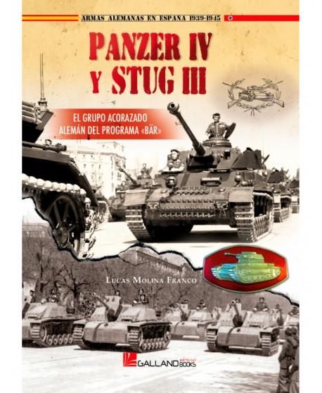 Panzer IV Y StuG III En España