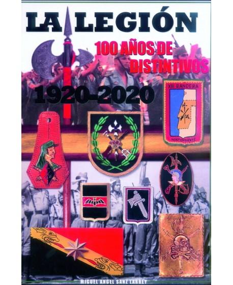 La Legión: 100 años de distintivos (1920-2020)