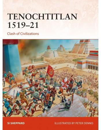 Tenochtitlan 1519–2: Clash...