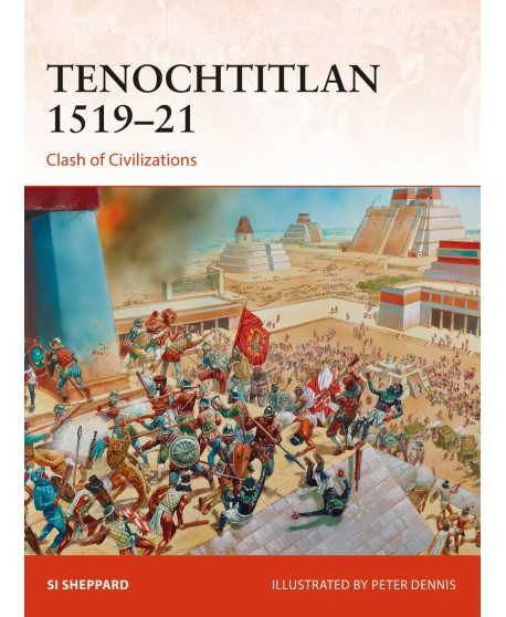 Tenochtitlan 1519–2: Clash of civilizations