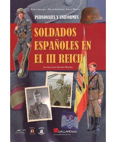 Soldados españoles del III Reich