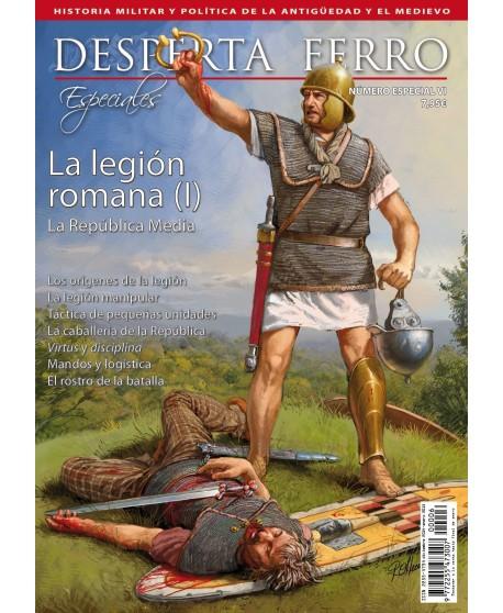 La legión romana (I) - La República Media