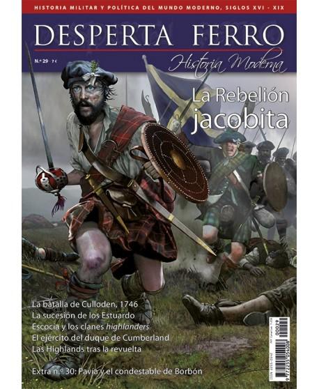 La Rebelión jacobita