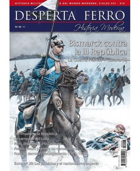 La Guerra Franco-Prusiana (II). Bismarck contra la III República
