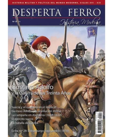 Gustavo Adolfo y la Guerra de los Treinta Años