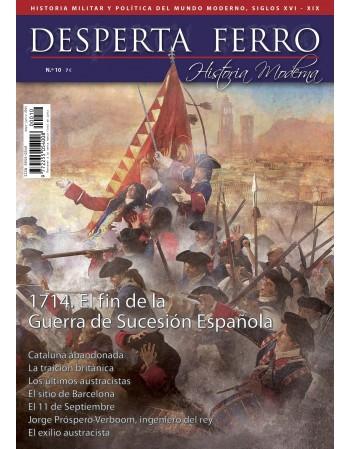 1714. El fin de la Guerra...