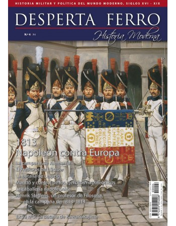 1813. Napoleón contra Europa