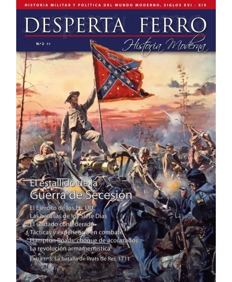 El estallido de la Guerra de Secesión