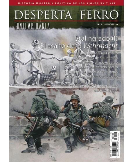 Stalingrado (I): el asalto de la Wehrmacht