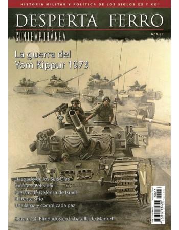 La Guerra del Yom Kippur, 1973