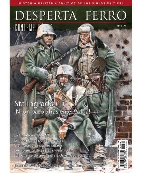 Stalingrado (II): ¡Ni un paso atrás en el Volga!