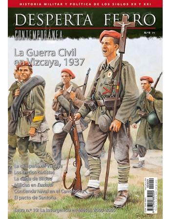 La Guerra Civil en Vizcaya,...