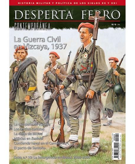 La Guerra Civil en Vizcaya, 1937