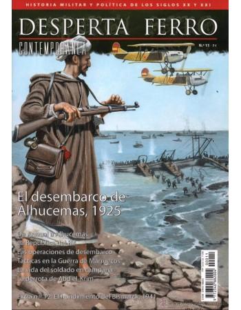 El desembarco de Alhucemas,...