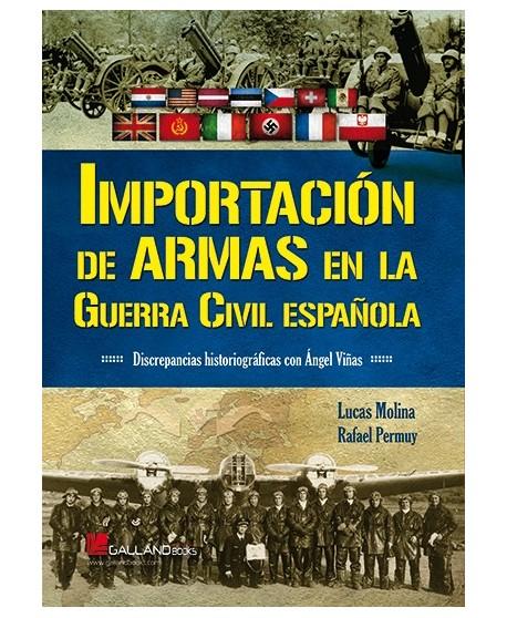 Importación de Armas en la Guerra Civil española