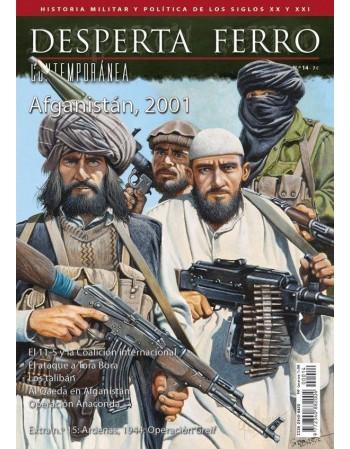 Afganistán, 2001