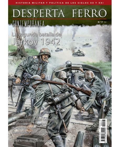 La segunda batalla de Járkov 1942