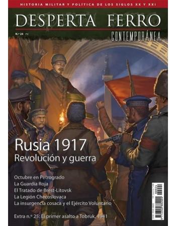 Rusia 1917. Revolución y...