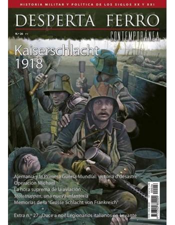 Kaiserschlacht, 1918