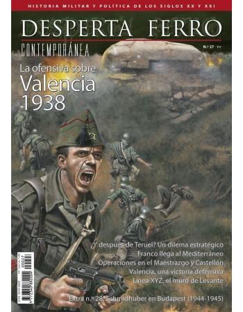 La ofensiva sobre Valencia...