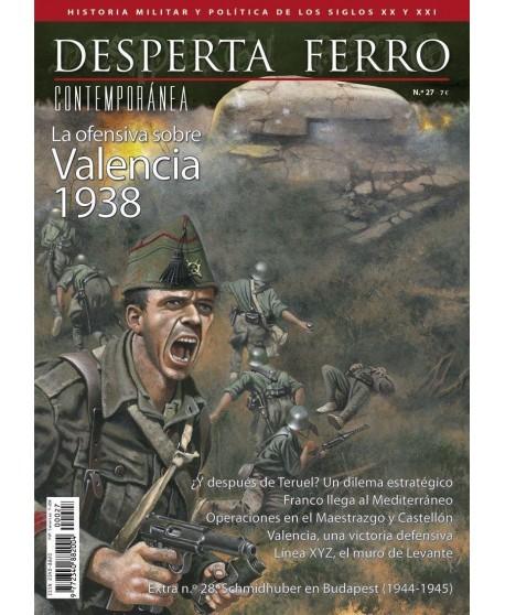 La ofensiva sobre Valencia 1938