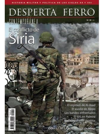 El conflicto de Siria