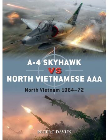 A-4 Skyhawk vs North...