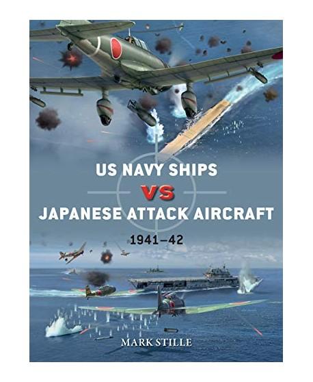 US Navy Ships vs Japanese Attack Aircraft 1941–42