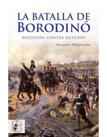 La batalla de Borodinó....