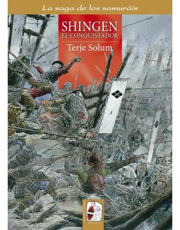 Shingen el conquistador