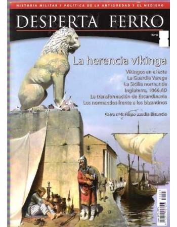 La herencia vikinga