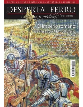El Imperio romano de...