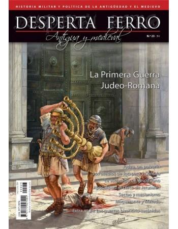 La Primera Guerra Judeo-Romana