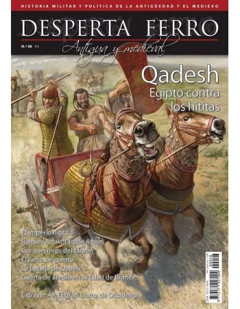 Qadesh. Egipto contra los...