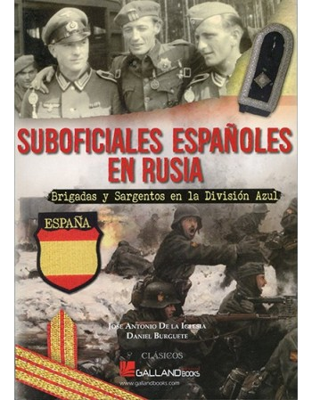 Suboficiales españoles en...