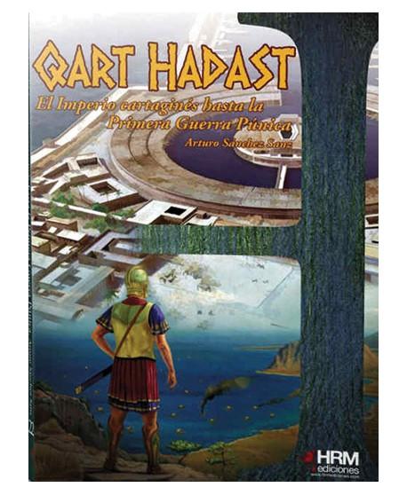 Qart Hadast El imperio cartaginés hasta la Primera Guerra Púnica