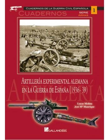 Artillería experimental...