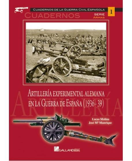 Artillería experimental alemana