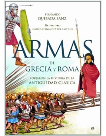 Armas de Grecia y Roma:...
