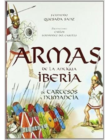 Armas de la antigua iberia...