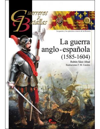 La guerra anglo-española...